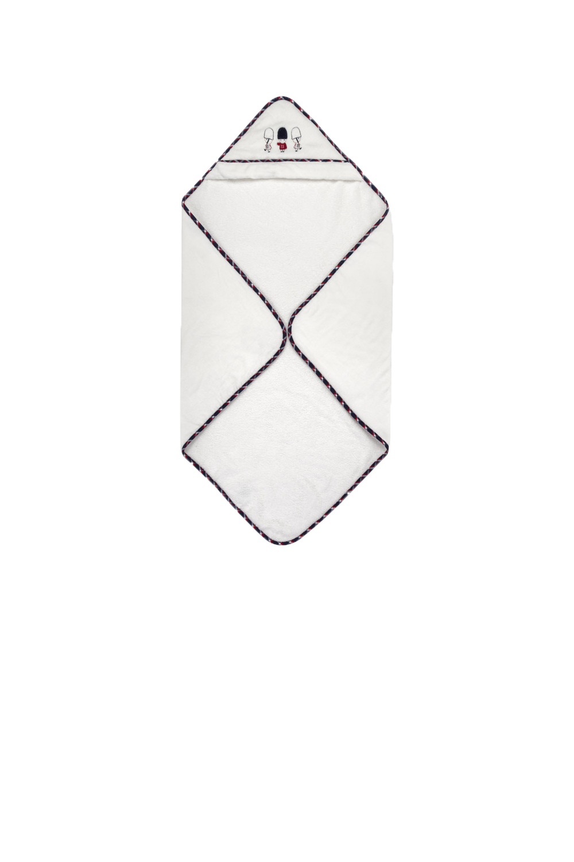 Παιδική Πετσέτα Για Αγόρι MAYORAL 19-09059-062 Άσπρη