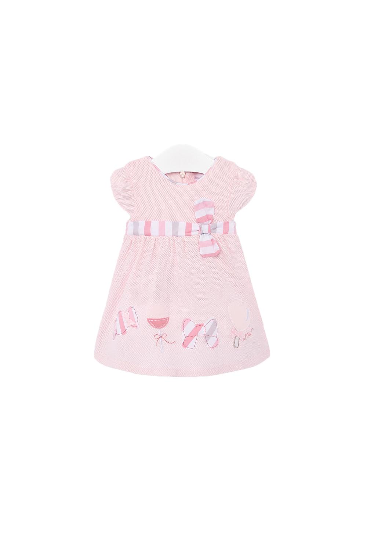 Παιδικό Φόρεμα Για Κορίτσι MAYORAL 20-01860-087 Ροζ