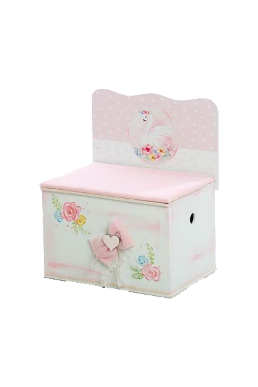 Κουτί Βάπτισης Για Κορίτσι 4491 Κίκνος
