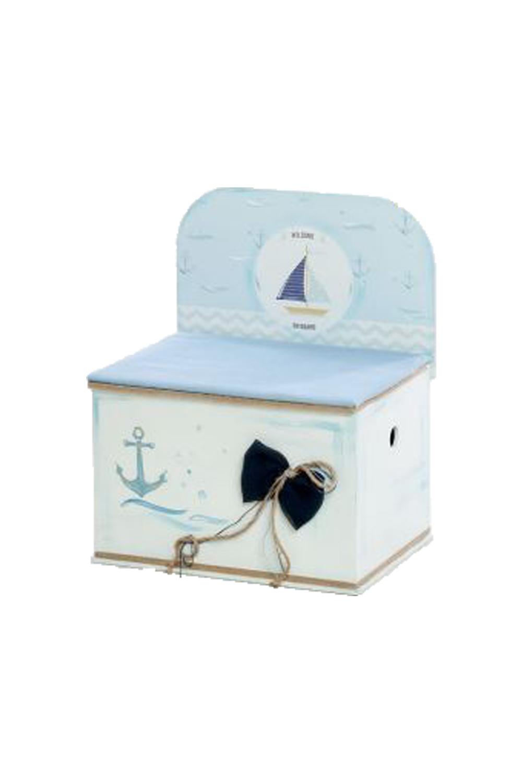 Κουτί Βάπτισης Για Αγόρι 4496 Καράβι