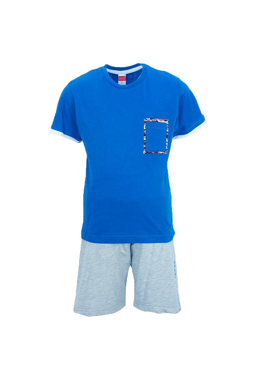 Παιδικό Σετ Σορτς Για Αγόρι JOYCE 201232 Μπλε
