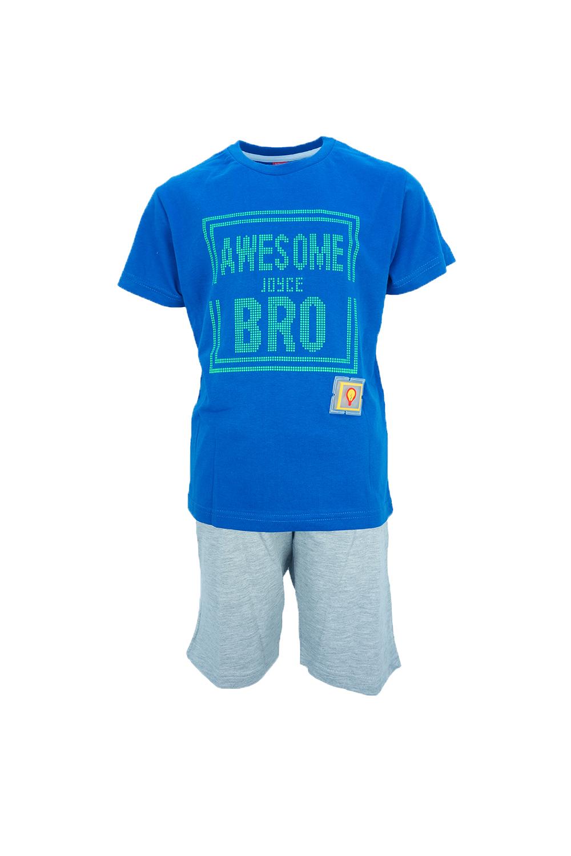 Παιδικό Σετ Σορτς Για Αγόρι JOYCE 201234 Μπλε