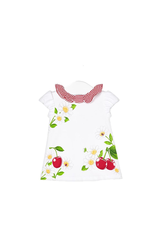 Παιδικό Φόρεμα Για Κορίτσι MAYORAL 29-01841-010 Άσπρο