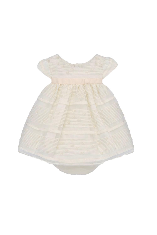 Παιδικό Φόρεμα Για Κορίτσι MAYORAL 20-01868-067 Άσπρο