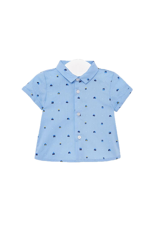 Παιδικό Πουκάμισο Για Αγόρι MAYORAL 20-01141-039 Μπλέ
