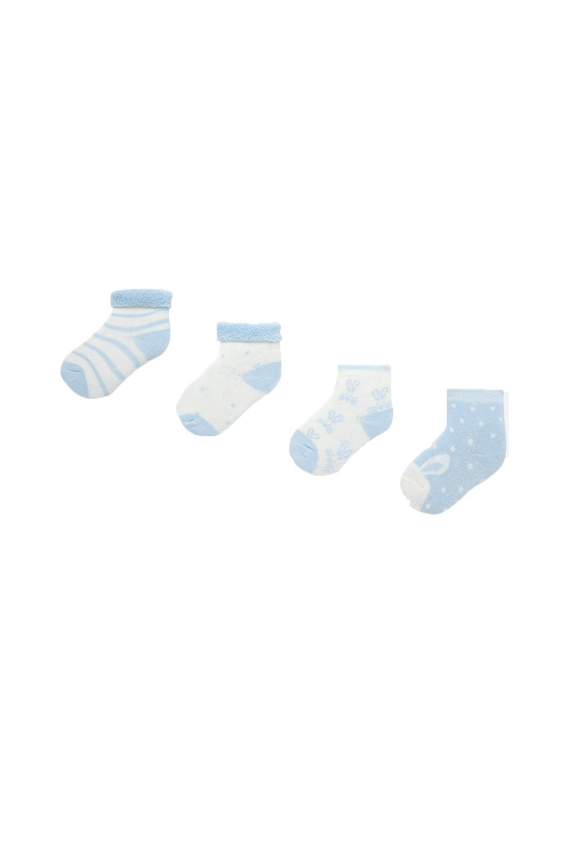 Παιδικό Σετ Καλτσάκι Για Αγόρι MAYORAL 19-09157-055 Μπλε