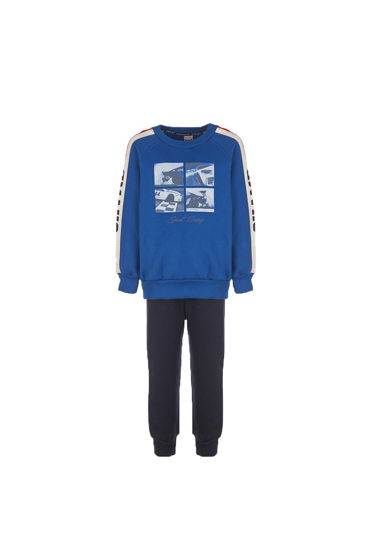 Παιδικό Σετ Φόρμα Για Αγόρια SPRINT 21981512 Μπλε Ρουα