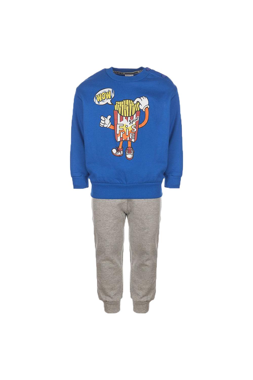 Παιδικό Σετ Φόρμα Για Αγόρια SPRINT 21982506 Μπλε