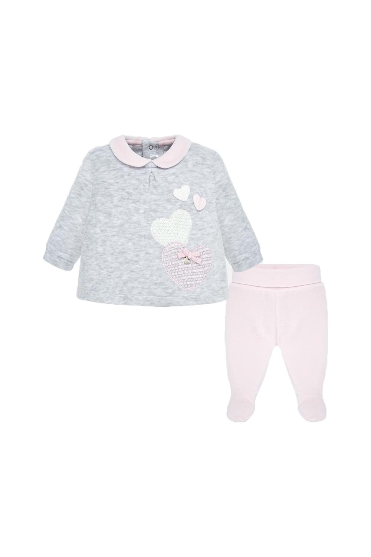 Παιδικό Σετ Μπεμπέ Για Κορίτσι MAYORAL 19-02501-025 Ροζ