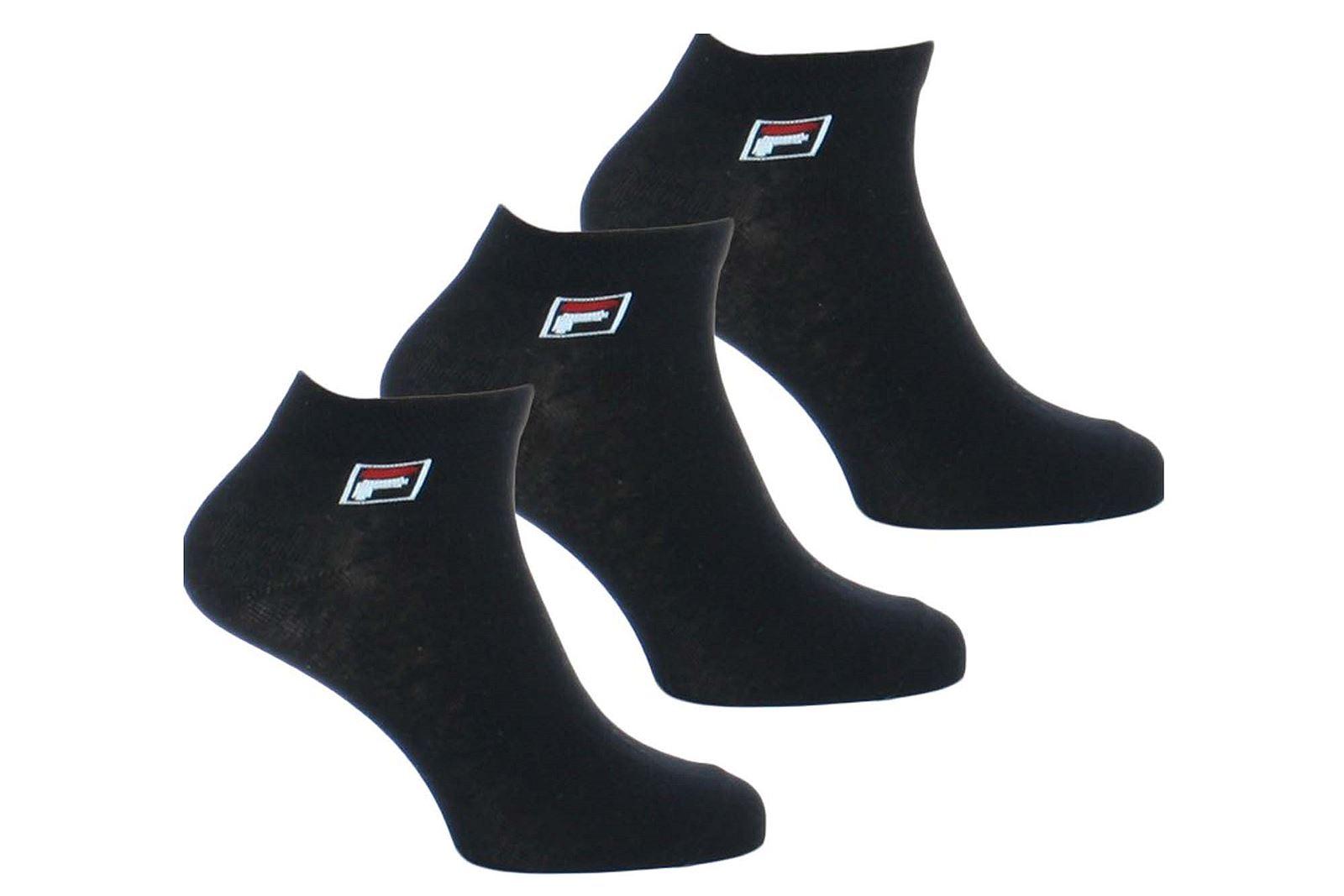 Κάλτσες FILA F9303 Μαύρες