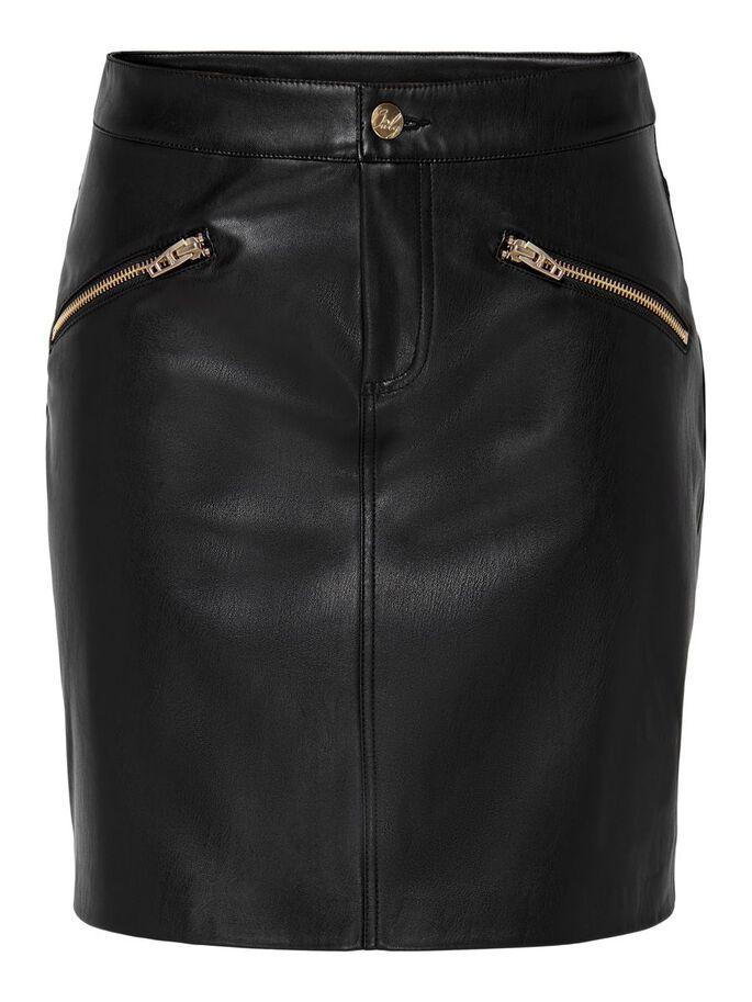 Γυναικεία Φούστα ONLY 15214732 Μαύρη