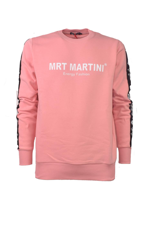 Ανδρικό Φούτερ MRT MARTINI 10888 Ροζ