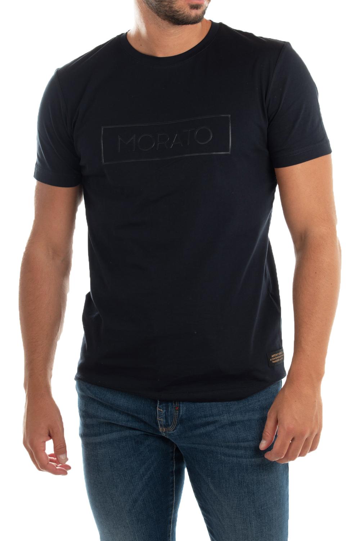 Ανδρική Μπλούζα ANTONY MORATO MMKS01875-FA100144 Navy