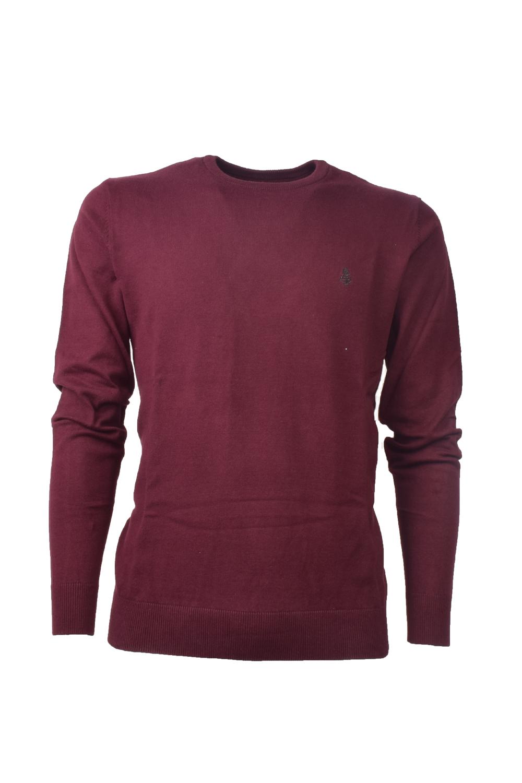 Ανδρική Μπλούζα EXPLORER 20111102015 Μπορντό