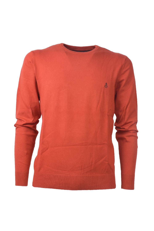 Ανδρική Μπλούζα EXPLORER 20111102015 Πορτοκαλί