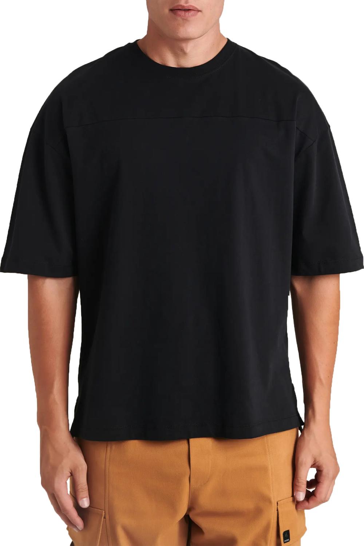 Ανδρική Μπλούζα P/COC P-1106 Μαύρο