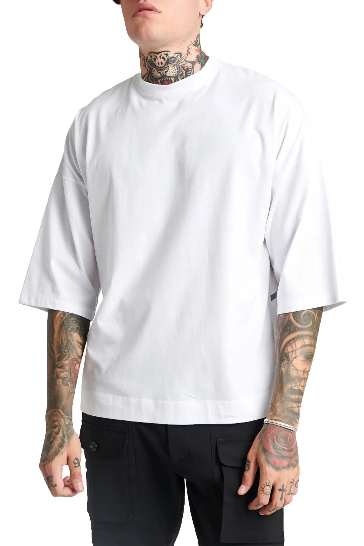 Ανδρική Μπλούζα P/COC P-1109 Άσπρο