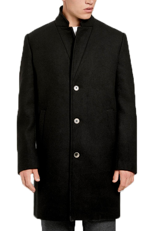 Ανδρικό Παλτό TOM TAILOR 1020246.00.12 Μαύρο