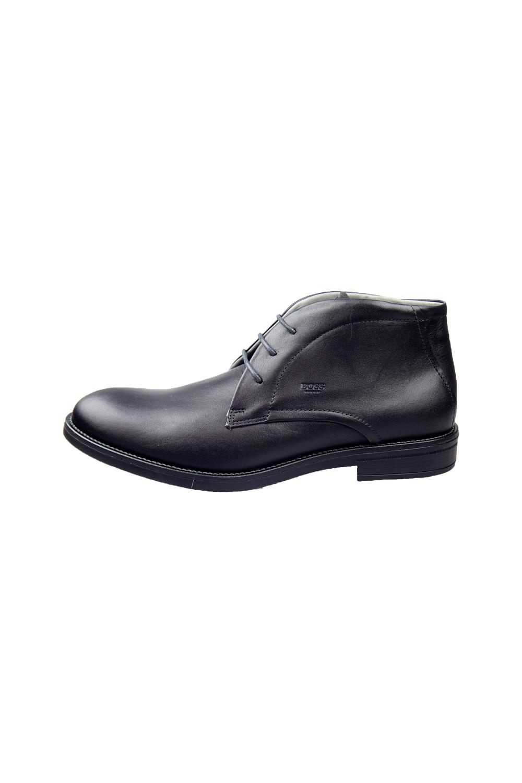 Ανδρικό Παπούτσι BOSS SHOES PQ112 Μαύρο