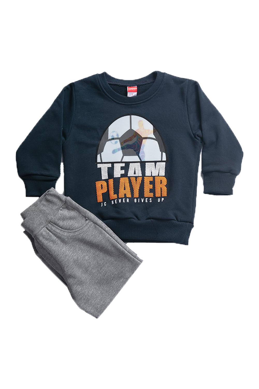 Παιδικό Σετ Φόρμα Για Αγόρι JOYCE 202236 Μπλε