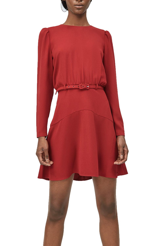 Γυναικείο Φόρεμα PEPE JEANS PL952759-287 Κόκκινο