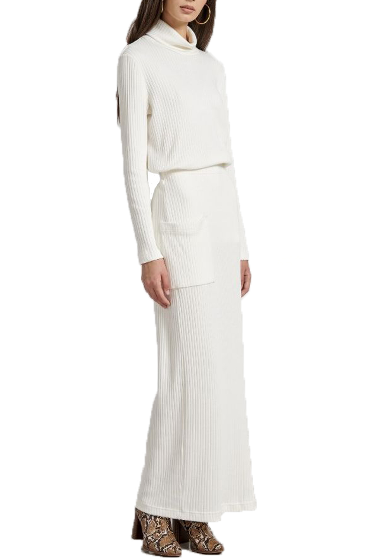 Γυναικεία Φούστα NADIA CHALIMOU 30056 Άσπρο