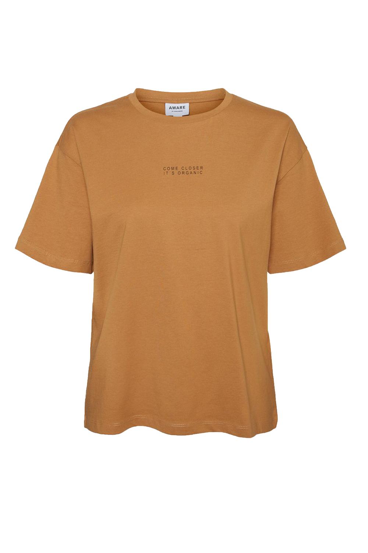 Γυναικεία Μπλούζα VERO MODA 10235139 Καφέ
