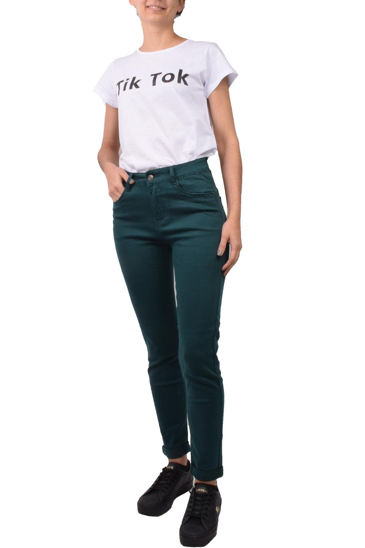 Γυναικείο Παντελόνι AC655 Πράσινο