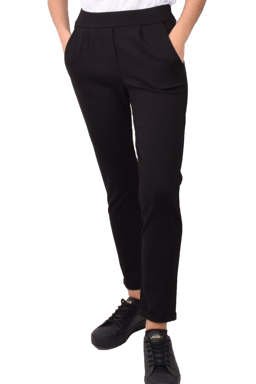 Γυναικείο Παντελόνι SECRET 2199802 Μαύρο