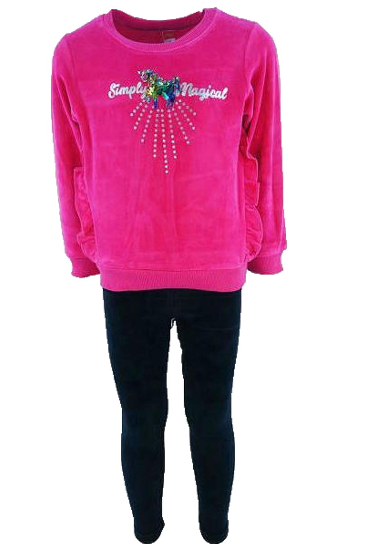 Παιδικό Σετ Κολάν Για Κορίτσι JOYCE 202143 Φούξια