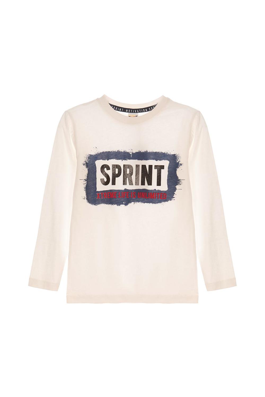 Παιδική Μπλούζα Για Κορίτσι SPRINT 22081406 Άσπρο