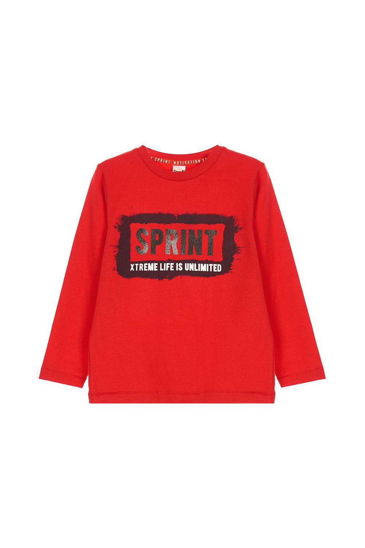 Παιδική Μπλούζα Για Κορίτσι SPRINT 22081406 Κόκκινο