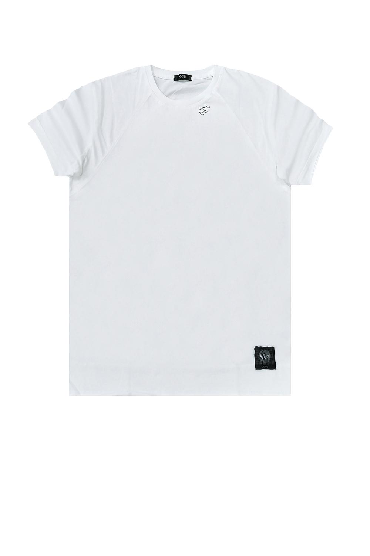 Ανδρική Μπλούζα COSI 56-W20-002 άσπρη