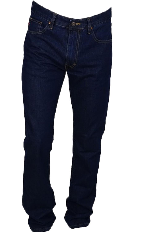 Ανδρικό Παντελόνι Τζιν UNIPOL 551 Σκούρο