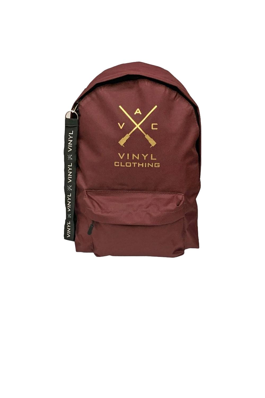 Ανδρικό Backpack VINYL 70135 Μπορντό