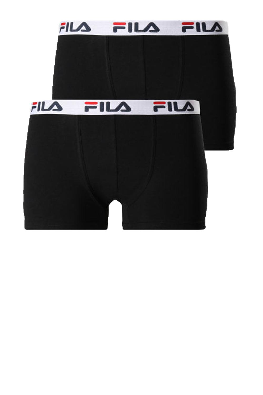 Ανδρικό Εσώρουχο FILA FU5016/2P  Μαύρο