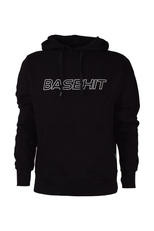 Ανδρικό Φούτερ BASEHIT 202.BM20.02 Μαύρο