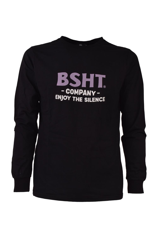 Ανδρική Μπλούζα BASEHIT 202.BM31.12 Μαύρο
