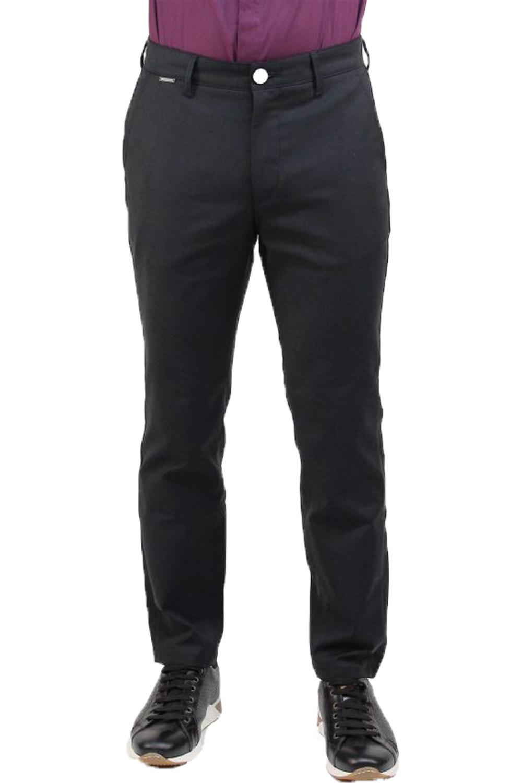 Ανδρικό Παντελόνι STEFAN 6034 Μαύρο