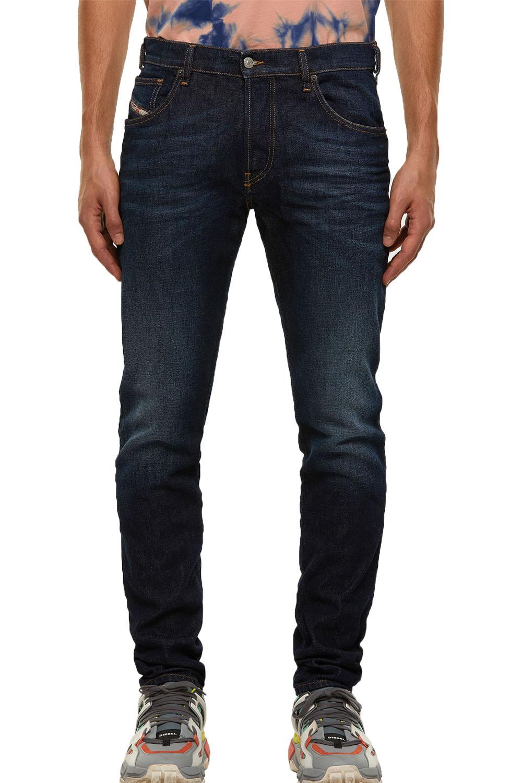 Ανδρικό Παντελόνι DIESEL D-YENNOX A00394-009EQ-01 Τζιν Σκούρο