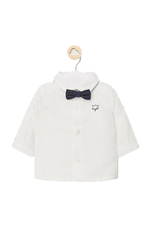 Παιδικό Πουκάμισο για Αγόρι MAYORAL 10-02119-031 Άσπρο