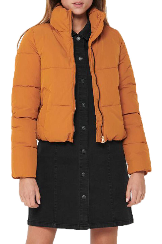 Γυναικείο Μπουφάν ONLY 15205371 Πορτοκαλί
