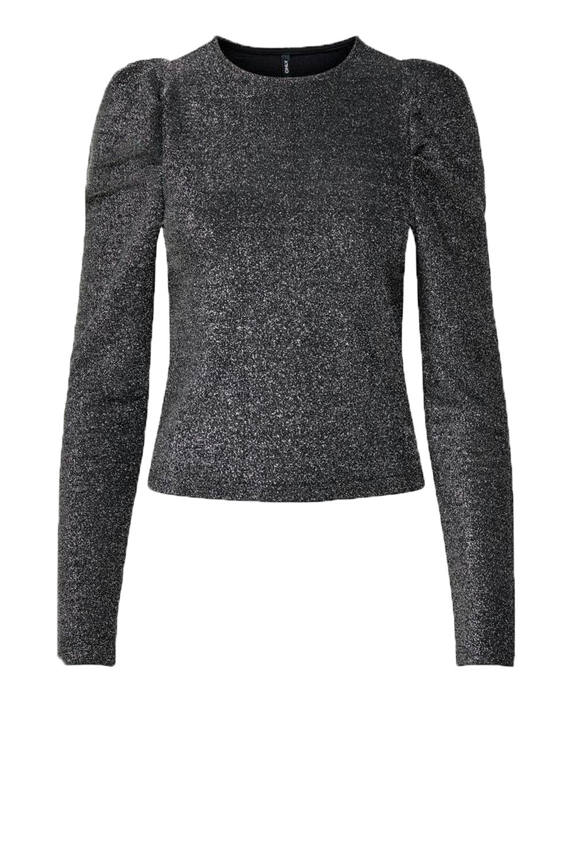 Γυναικεία Μπλούζα ONLY 15216740 Μαύρη