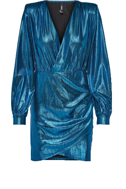 Γυναικείο Φόρεμα ONLY 15216812 Μαύρο