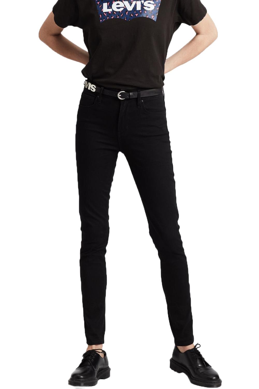 Γυναικείο Παντελόνι LEVI'S 18882-0233 Τζιν Μαύρο