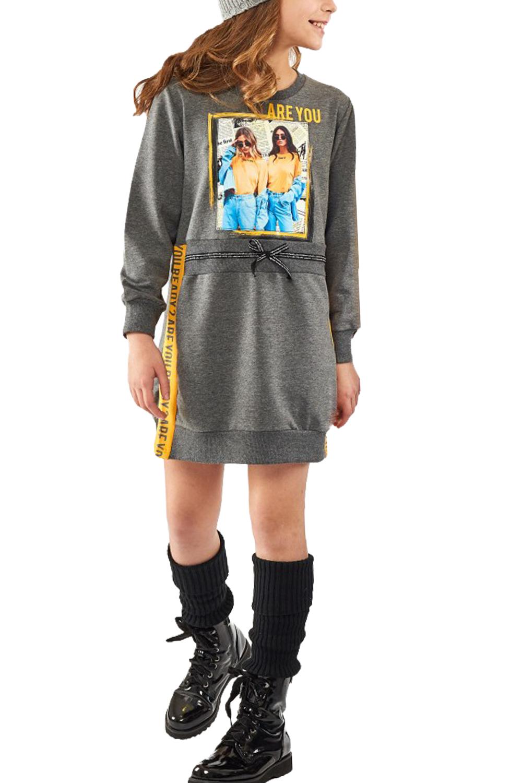 Παιδικό Φόρεμα Για Κορίτσι EBITA 203146 Γκρι