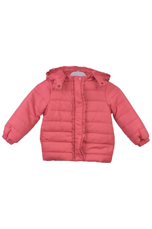 Παιδικό Μπουφάν ZY KIDS ZG0102 Ροζ