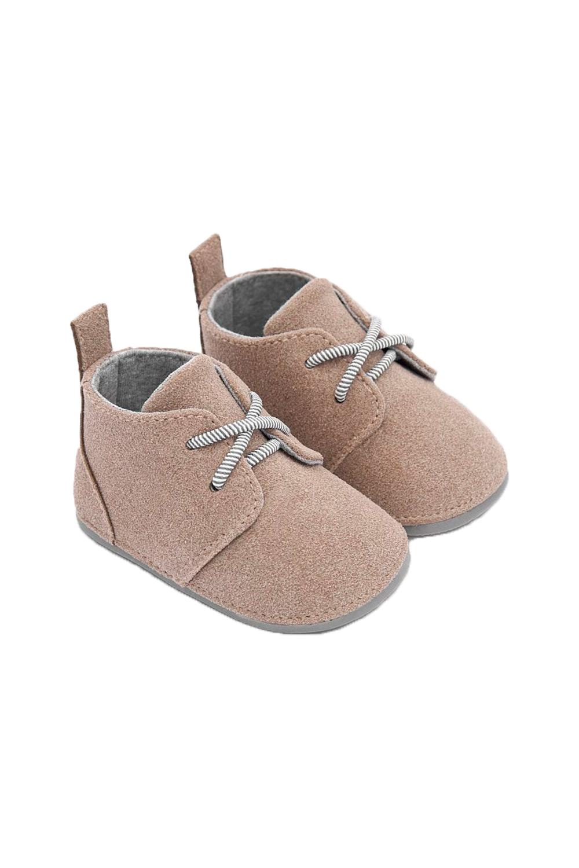 Παιδικά Παπούτσια Αμπιγιέ για Νεογέννητο Αγόρι MAYORAL 10-09331-059 Μπεζ
