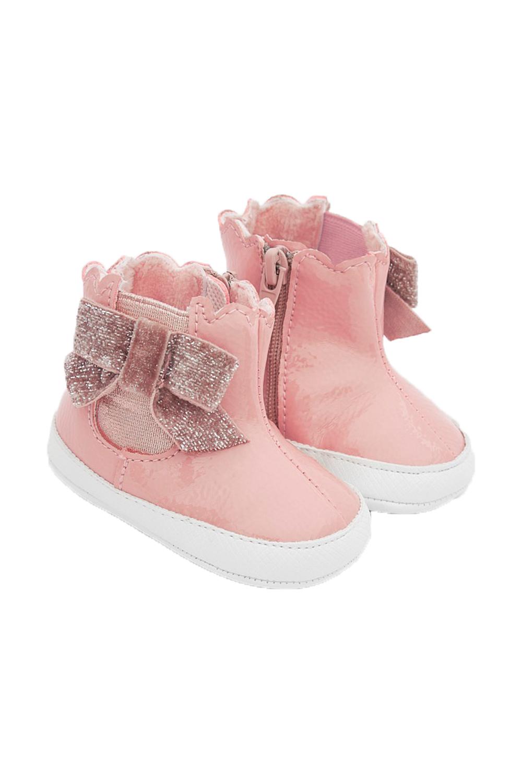 Παπούτσια Λουστρίνι για Νεογέννητο Κορίτσι MAYORAL 10-09343-058 Ροζ