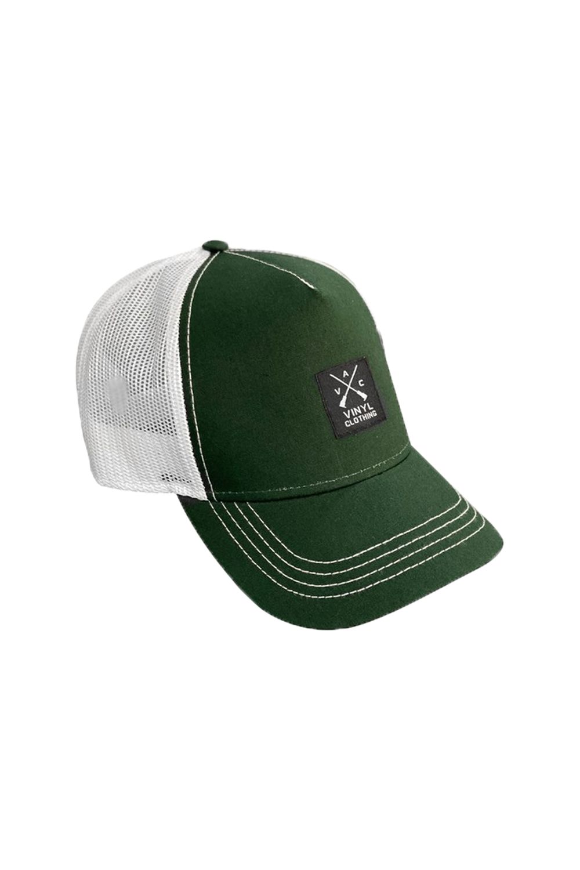 Ανδρικό Καπέλο VINYL 537 Πράσινο